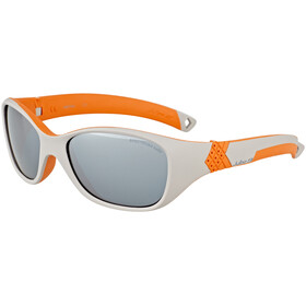 Julbo Solan Spectron 4 Sunglasses Kids 4-6Y Gray/Orange-Gray Flash Silver